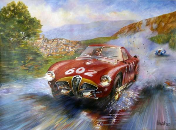 Originales vendidos villafuerte - Auto entrepreneur artiste peintre ...